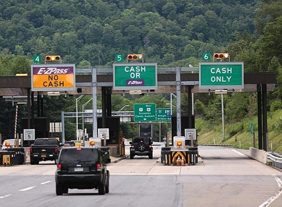 pa turnpike expands cashless toll stations news phillytrib com rh phillytrib com