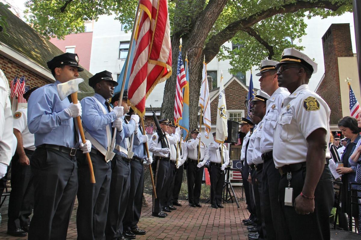 2019 09 11-e lee-philadelphia betsy ross house-911 remembrance ceremony