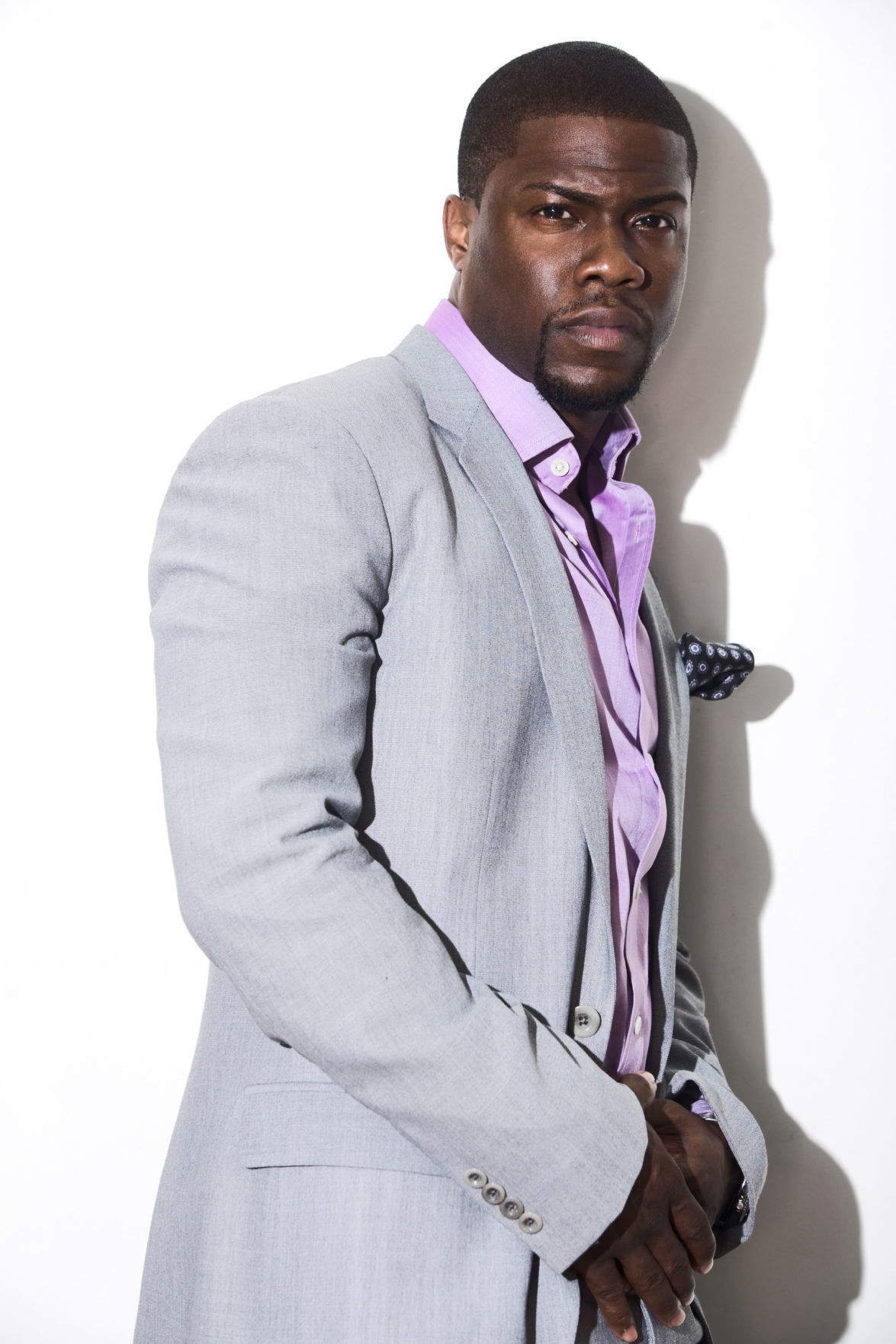 Kevin Hart In A Suit