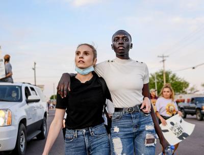America Protests South Dakota