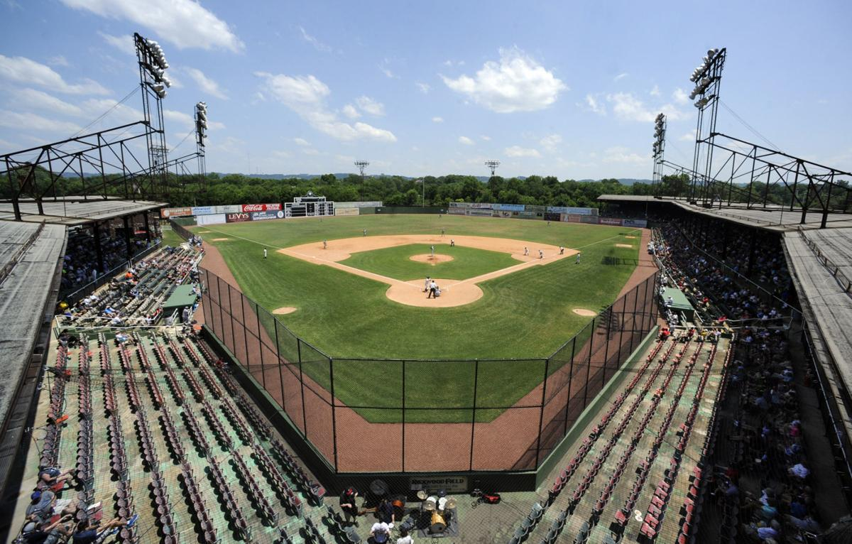 The minor league Birmingham Barons and the Montgomery Biscuits played a game in Rickwood Field, America's oldest baseball park, in Birmingham, Ala. on Wednesday. Built in 1910, the ballpark predates better-known parks including Chicago's Wrigley Field and Fenway Park in Boston.— AP Photo/Jay Reeves