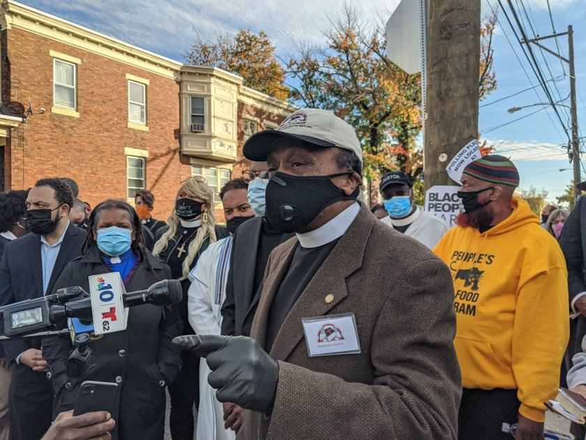 City's Black Clergy change with the times