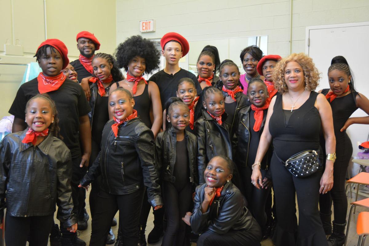 The cast of Alicia N' Ghettoland