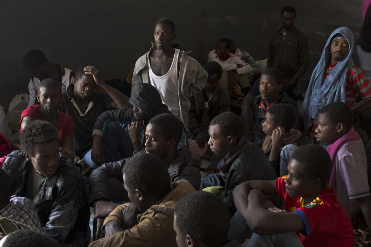 Europe Keeps Asylum-Seekers at a Distance, This Time in Rwanda