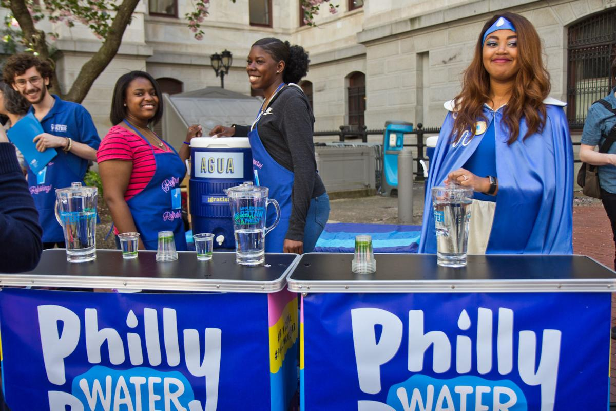 Philadelphia Water Bar