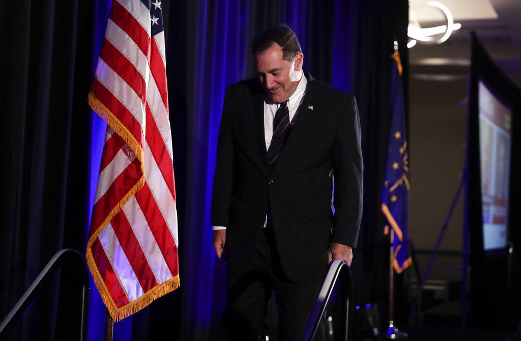 Election 2018 Senate Donnelly Indiana 110618 | Philly Tribune