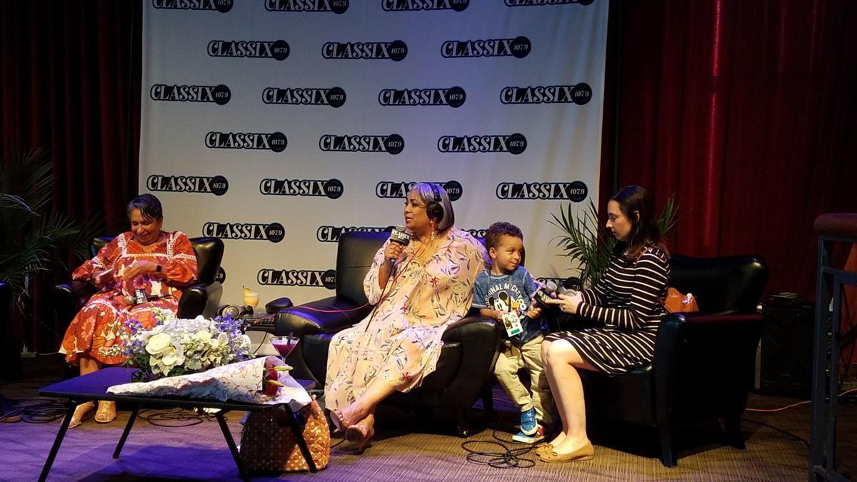 Dyana Williams at World Cafe Live 2019