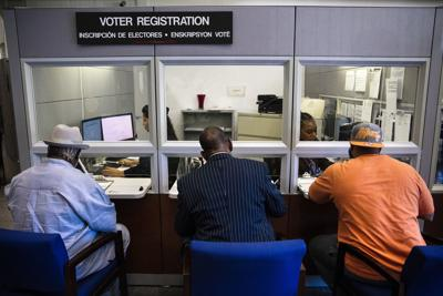 Floridians gave ex-felons the right to vote