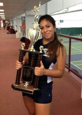 GW tennis star Ocasio caps stellar year