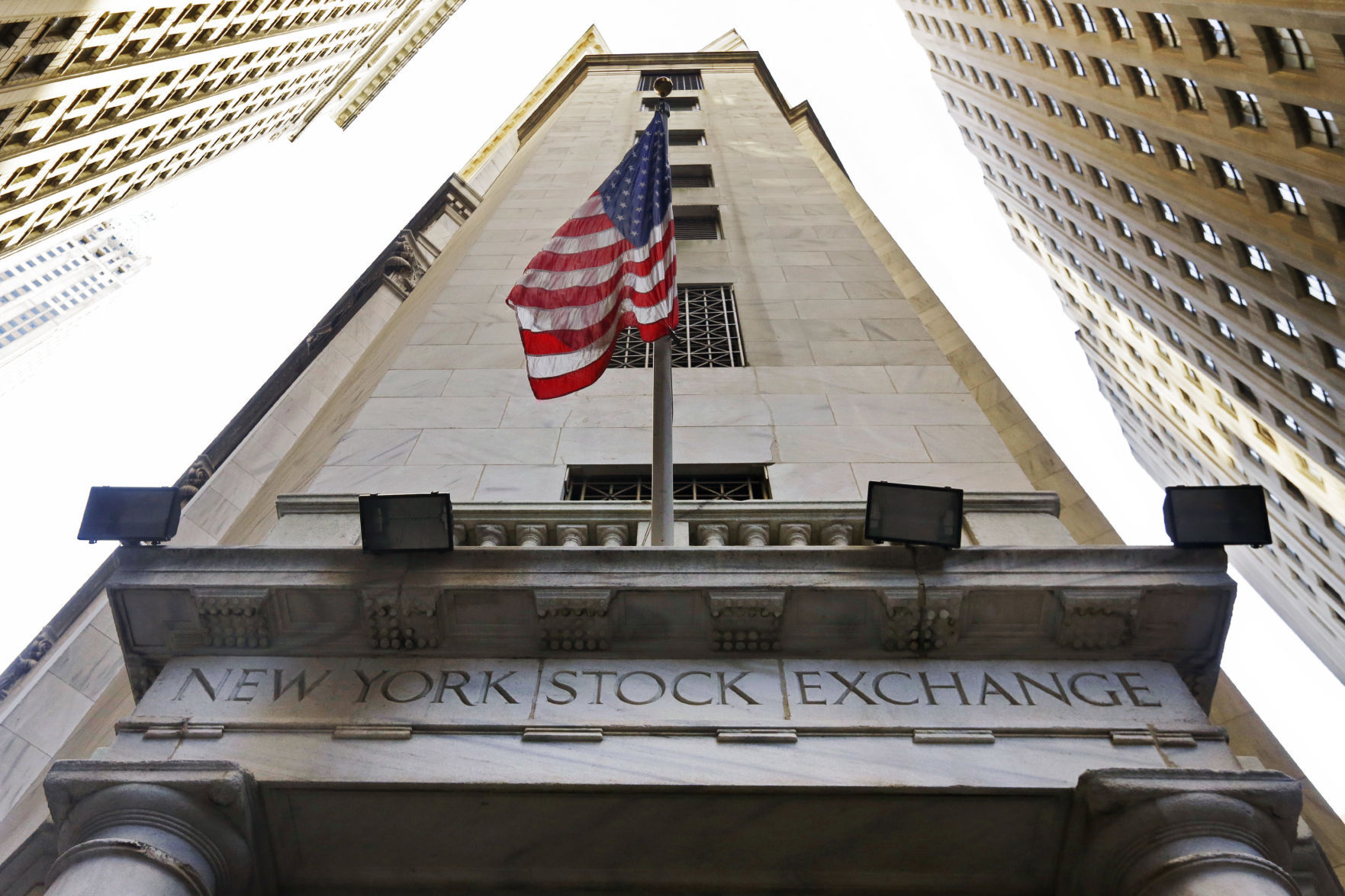 U.S. stocks open higher despite weak jobs report