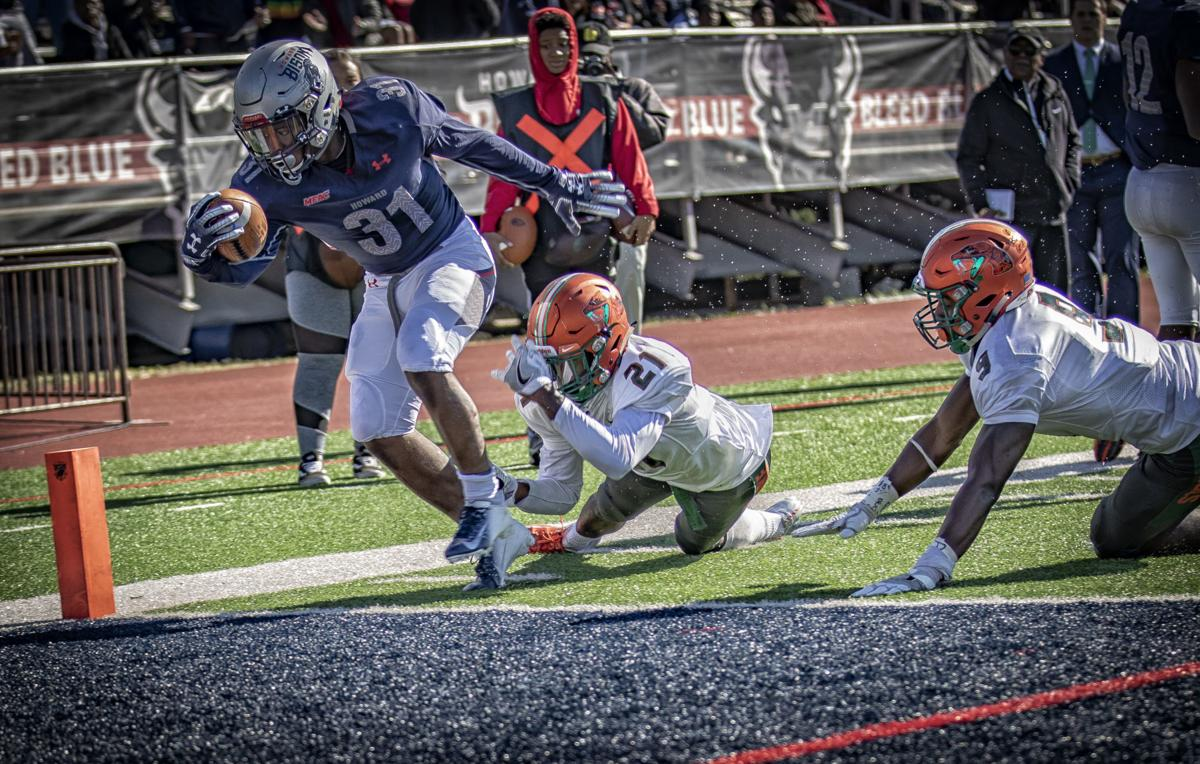 Howard University standout running back Dedrick Parson is anxious for the season to begin.