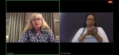SDP virtual town hall addresses health and safety protocols