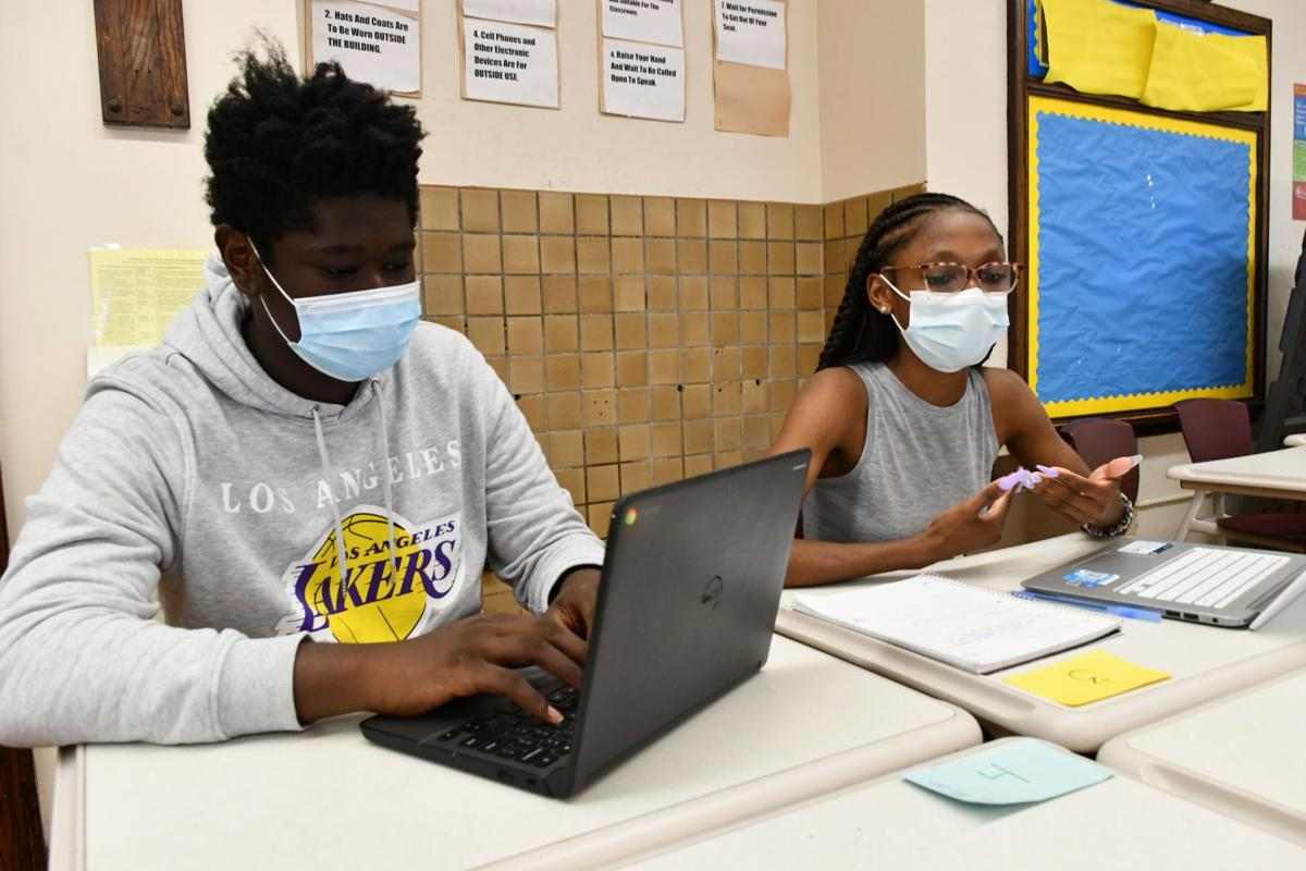 Over the summer: Students participate in summer learning programming at Palumbo