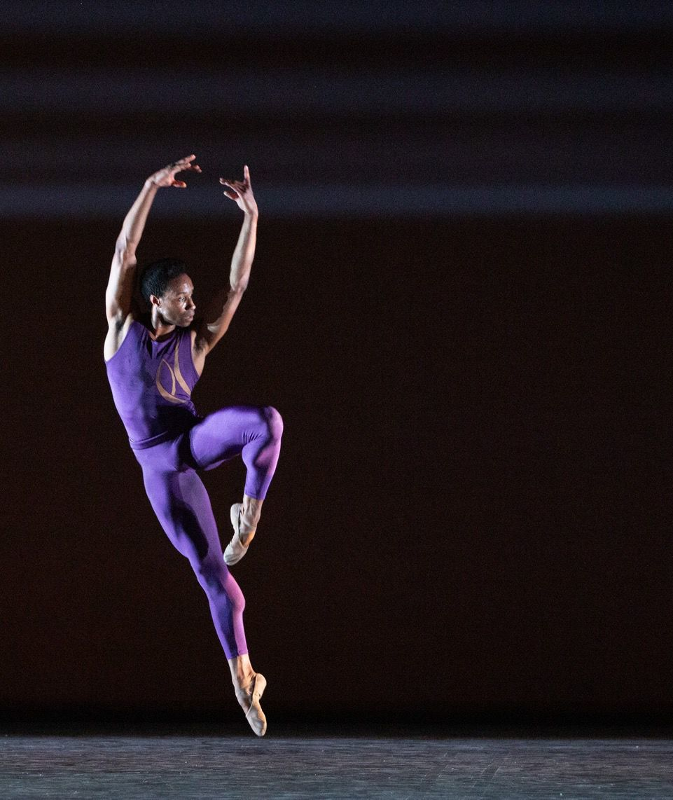 Jermel Johnson - Pennsylvania Ballet