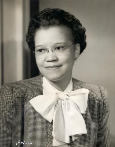 Sadie T. M. Alexander
