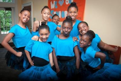 Dance program gives kids better chance