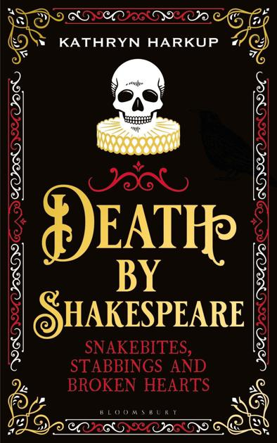 'Death by Shakespeare' examines playwright's macabre tales