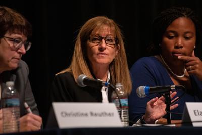 Elaine Schaefer, Christine Reuther, Monica Taylor