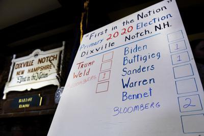Election 2020 Dixville Notch