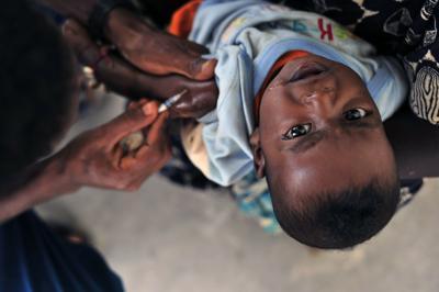 vaccine baby