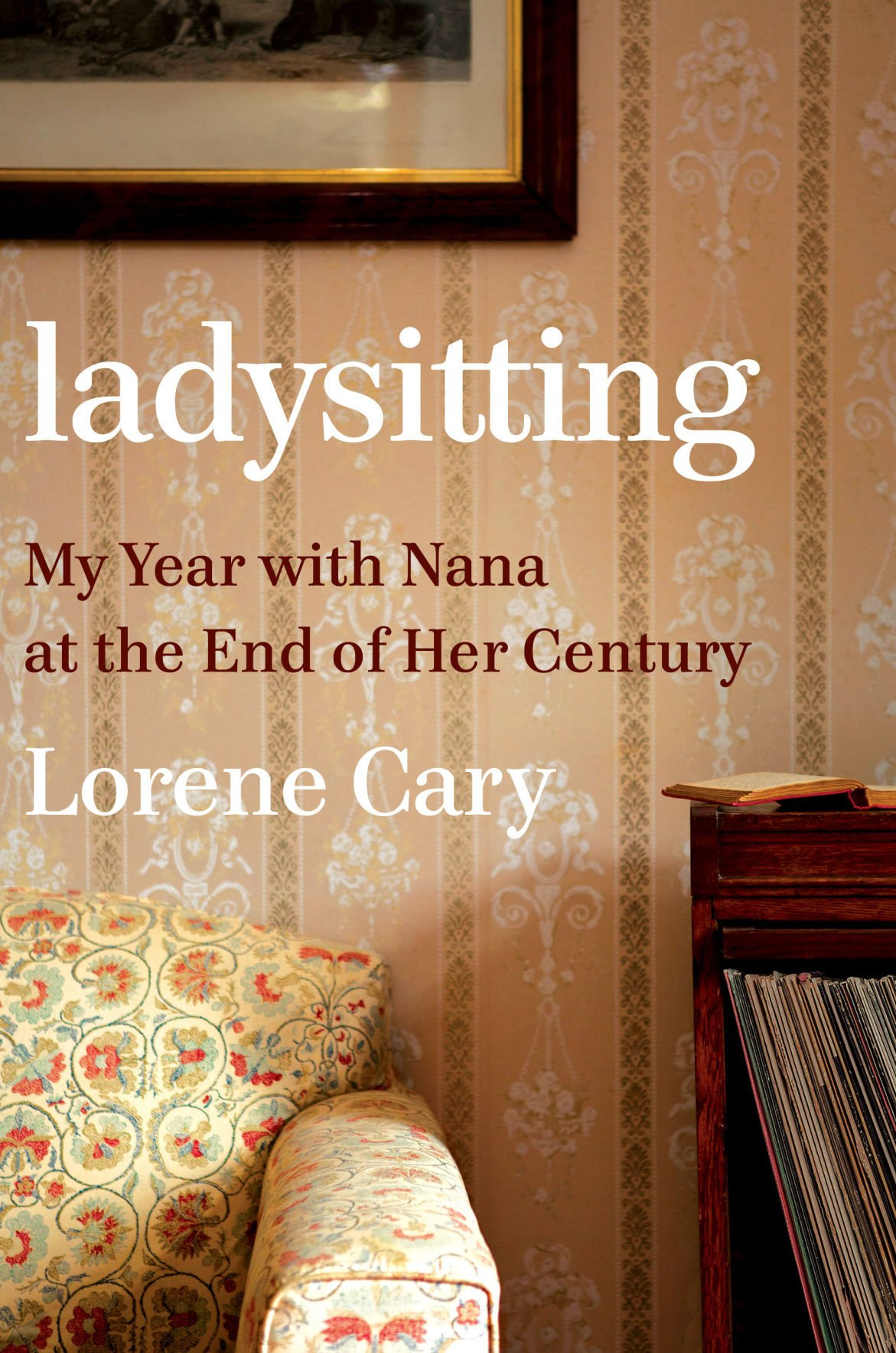 Ladysitting Book Cover