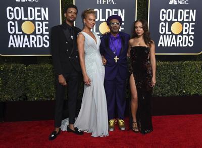 Golden Globes-Ambassadors - Spike Lee children
