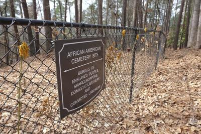 Clemson Slave Cemetery