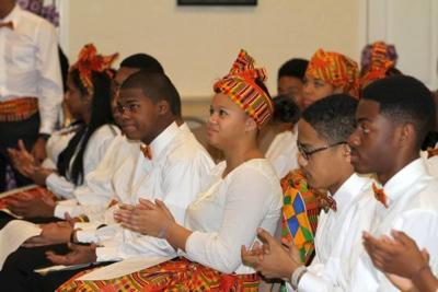 Youth find their way with Rites of Passage