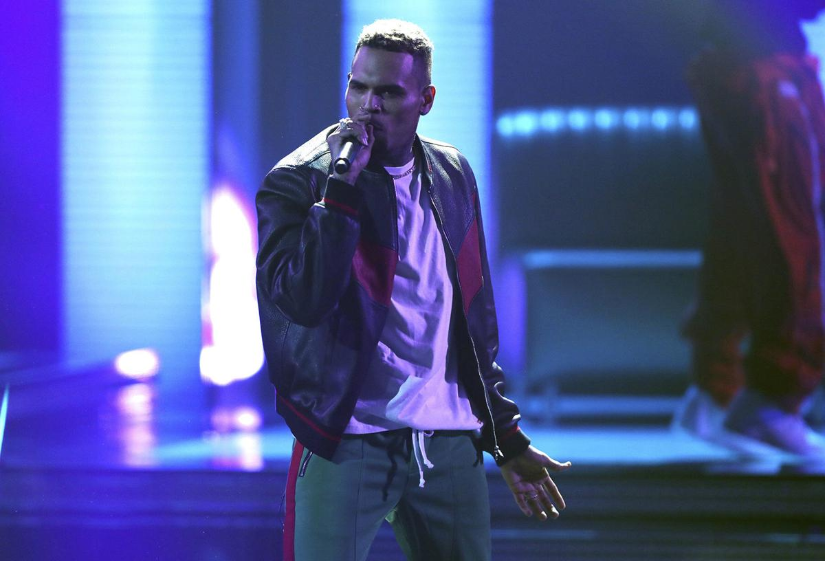 Music Review - Chris Brown