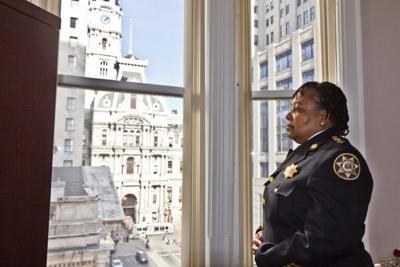 Sheriff Rochelle Bilal