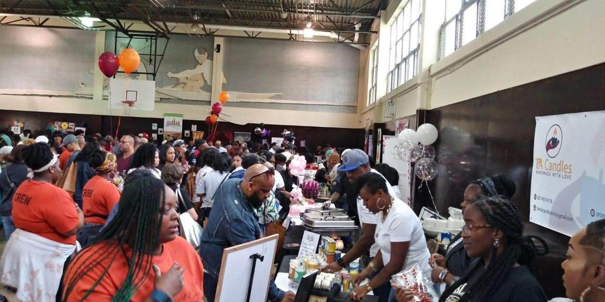 Black Food and Dessert Expo