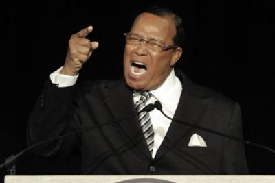 Farrakhan speaks race and politics | News | phillytrib com
