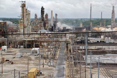 Philadelphia Energy Solutions refinery