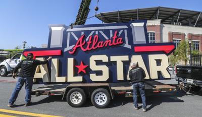 All-Star Game Baseball