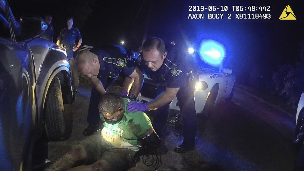 Louisiana Police Death Federal Probe