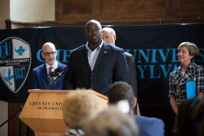 Announcement of The Institute for the Contemporary African-American Experience