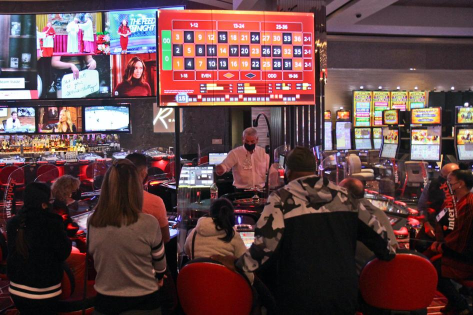 Take a look at South Philly's massive new casino, opening in the middle of the pandemic