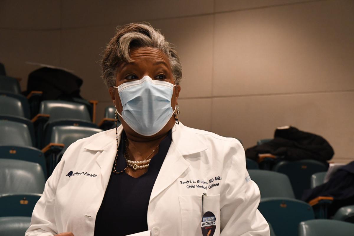 Dr. Sandra E. Brooks