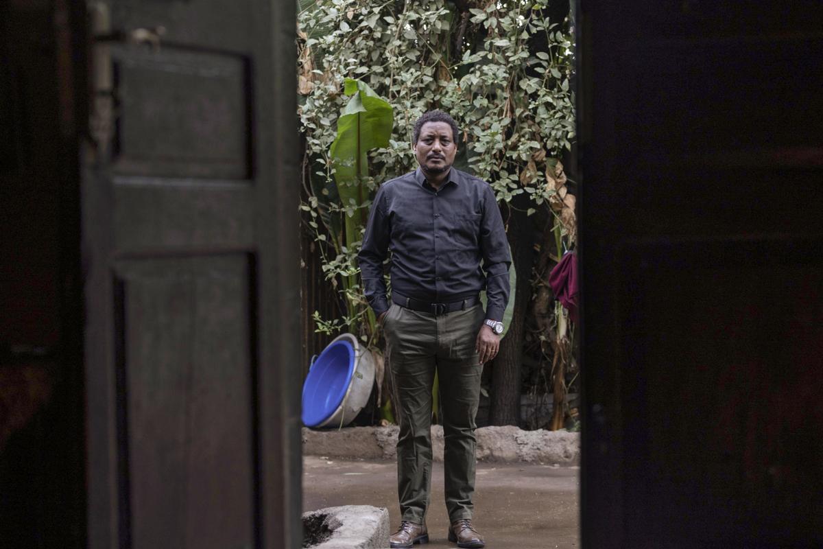 Ethiopia Tigrayans Detained