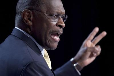 Cain, not the voters, was brainwashed