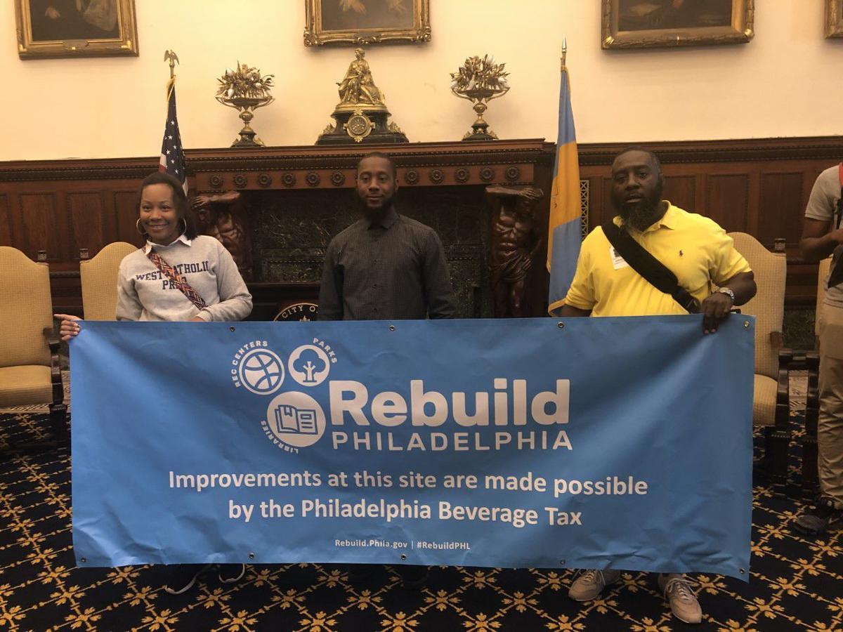 Rebuild workforce trainees