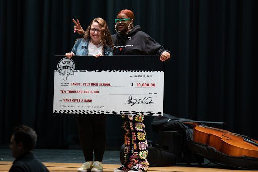Rapper Tierra Whack continues to give back to her hometown