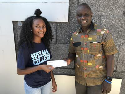 Student funds water purification system for Liberian school, clinic