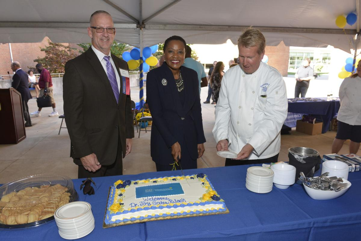 First african american female president at delco community college marks 50th school s anniversary