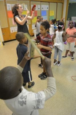 Students learn lessons for other areas of life