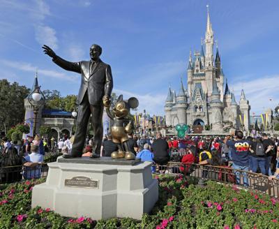 Orlando tourism