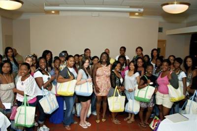 A.L.O.E. teaches self-care to college-bound girls