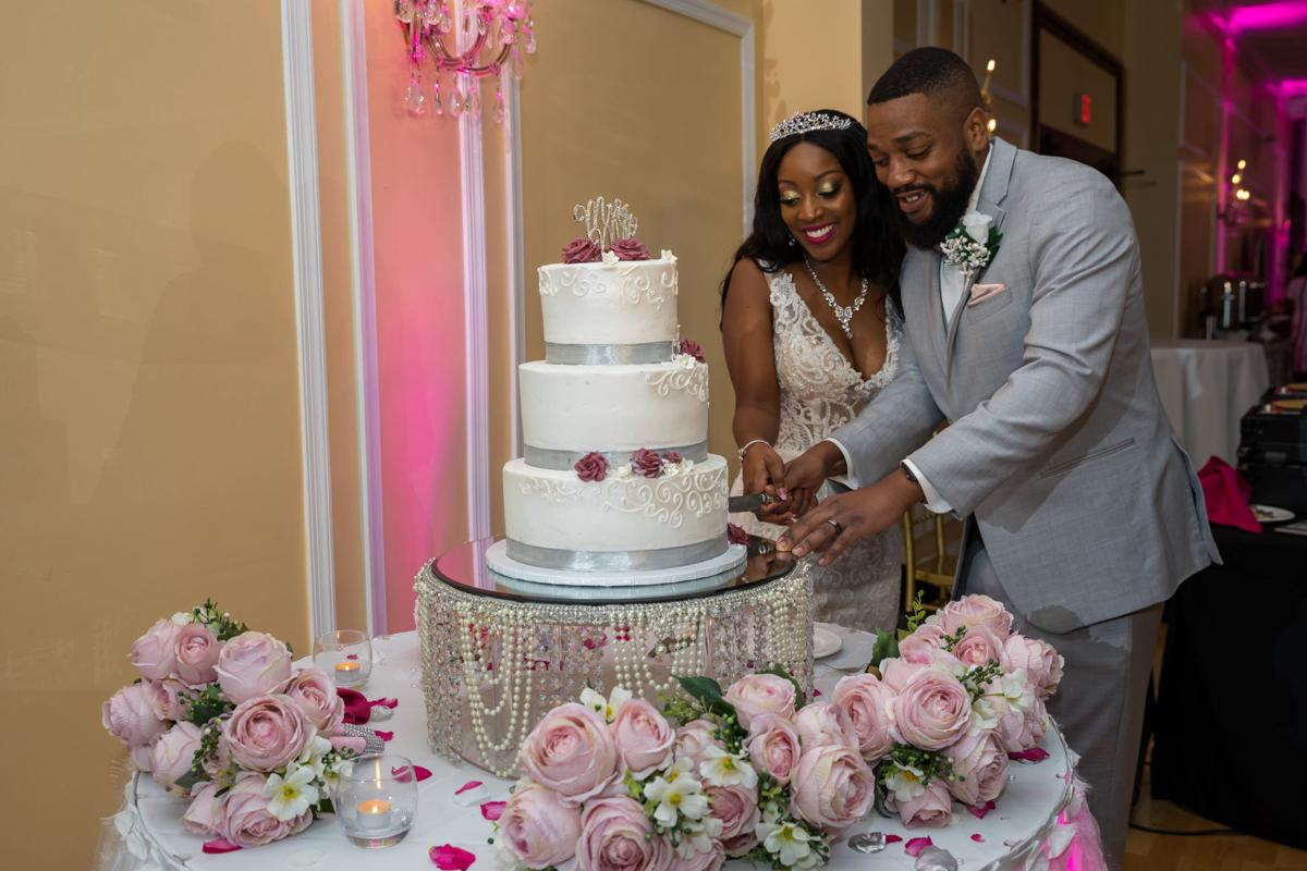 A Wedding Story: Vanessa Tyler and Reginal Cleveland