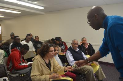 Mt  Airy COGIC offers carpentry, electrical work classes for