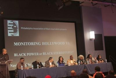 Journalists discuss portrayal of Blacks on film, TV
